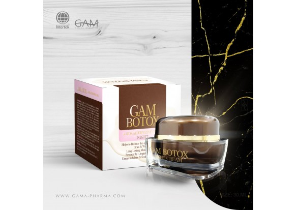 GAM B.X KREAM 30 ml / 1.01 fl oz