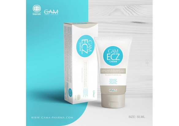 GAM ECZ CREAM (50 ml / 1.69 fl oz)