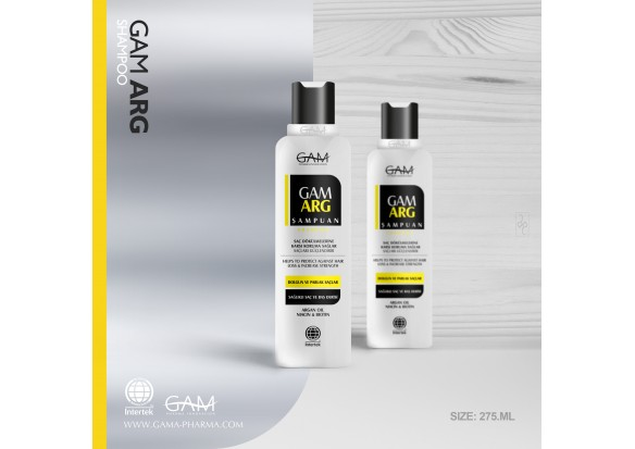GAM ARG ŞAMPUAN 275 ml / 9.3 fl oz
